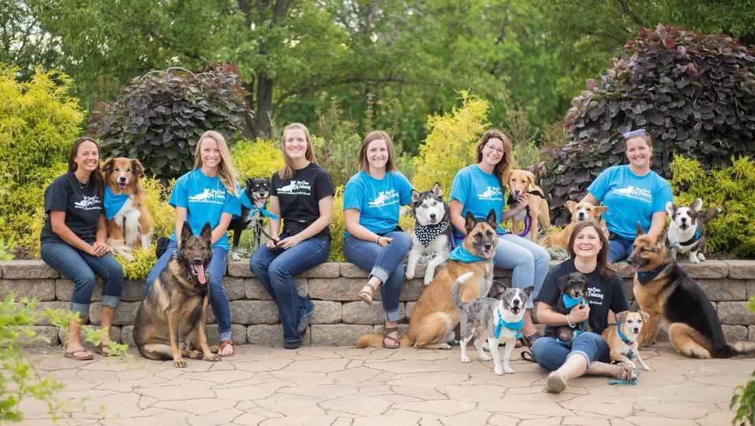 Camo Cross Dog Training - Home
